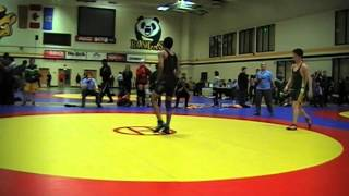 2014 Golden Bear Invitational: 57 kg Dave Sharma vs. Sam Dietrich