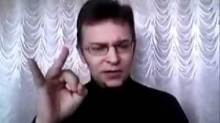 Немного истории о ручной азбуке для глухих.