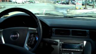 2007 gmc yukon test drive