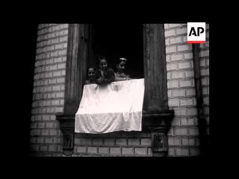 SPANISH CIVIL WAR - NO SOUND