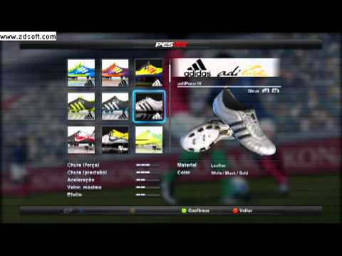 PS2 GRATUITO CHUTEIRAS DOWNLOAD PES 2012