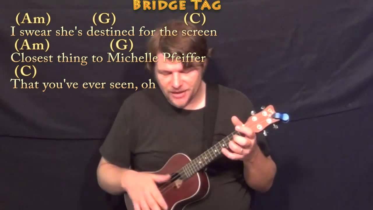 Riptide (Vance Joy) Ukulele Cover Lesson with Chords/Lyrics - YouTube