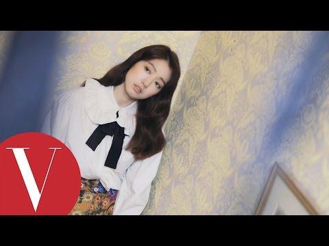 國民女神演員朴信惠 6月號封面人物預告