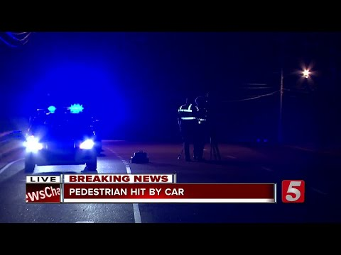 Pedestrian Killed In Elm Hill Pike Hit-&-Run