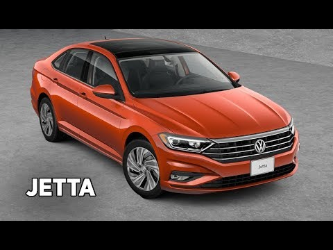 6ffe7f800 2019 Volkswagen Jetta - All Color Options - YouTube