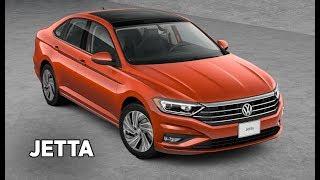 2019 Volkswagen Jetta - All Color Options