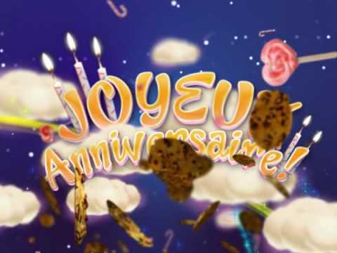 Cartes D Anniversaire Animees Gratuites