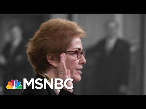 New Details Emerge After Marathon Impeachment Testimony | The 11th Hour | MSNBC