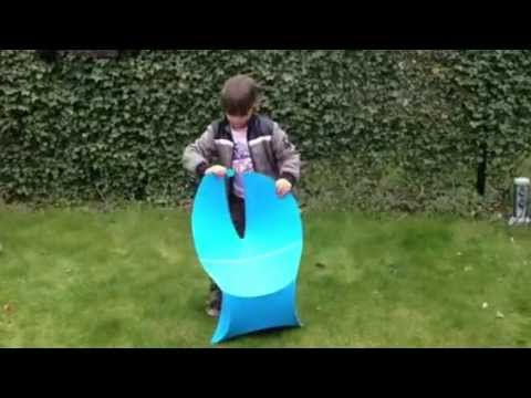 Flux Chair Junior By Qubiclounge Youtube