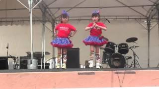 Repeat youtube video 14年5月5日 CHERRY キミに100パーセント@神戸メリケンパーク・シーサイドステージ