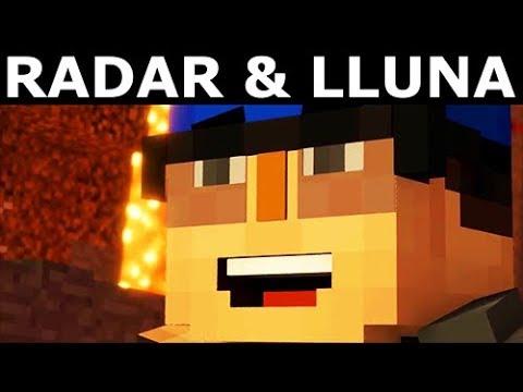Download Intro Scene With Radar & Lluna - Minecraft: Story Mode Season 2 Episode 5: Above and Beyond