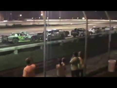 **07-27-2013 MSSS Event #6: Feature Race @ Greenville Speedway