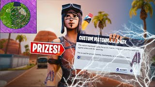 (NA-EAST) CUSTOM MATCHMAKING SOLO/DUO/SQUAD SCRIMS FORTNITE LIVE / PS4,XBOX,PC,MOBILE WIN= SHOUTOUT