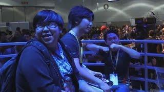 Street Fighter V a part of E3 3v3 exhibition round-robin tournament...