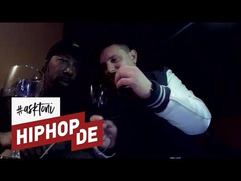 MC Eiht bei #asktoni über Wein & musikalische Vorlieben – Notorious W.I.N.E.