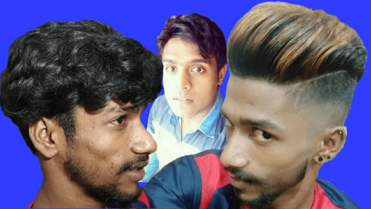 How To Hair Style Boy How To Hair Colour At Home Youtube