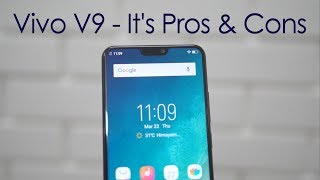 Vivo V9 Full Review with It's Pros & Cons - iPhone X Inspired