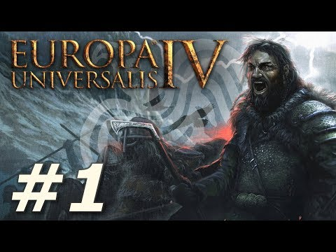 Europa Universalis IV | For Odin! - Part 1