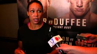Marion Reneau on being the underdog