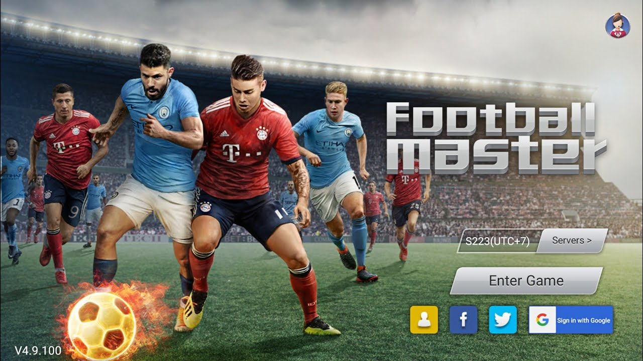 Football Master 2019 Android 100 MB Best Graphics