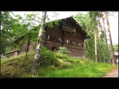 Pertinotsan talo (1884) Seurasaari • The Pertinotsa House (1884) Seurasaari Helsinki