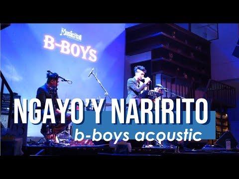 Ngayo'y naririto - Jay R (BBOYS cover)