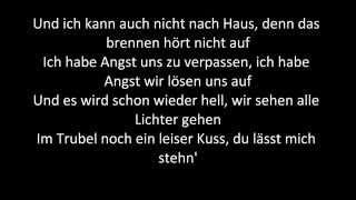 Gestört ABER GeiL - Unter meiner Haut (TEXT/LYRICS) feat Koby Funk & Wincent Weiss