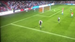 Andy Carroll - FIFA Kiss - FIFA 13