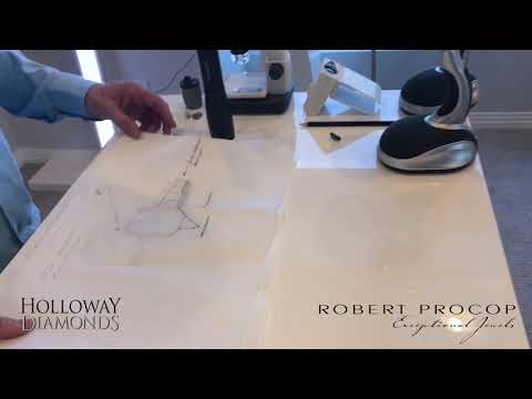 Robert Procop Takes You From Mine To Design Of An Exceptional 12ct Muzo Emerald Ring