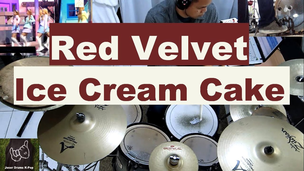Ice Cream Cake Song Red Velvet