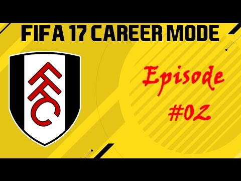 "FIFA 17 Fulham FC Career Mode | Episode #2 ""Championship Kick Off"""