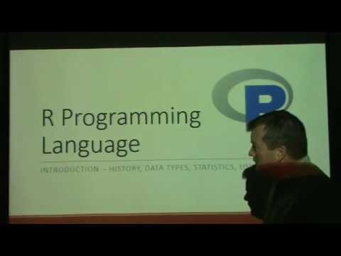 R Programming Language Introduction