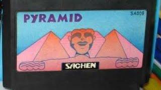 Pyramid [NES/Famicom] Music / Soundtrack / ピラミッド(Sachen)[ファミコン] 音楽