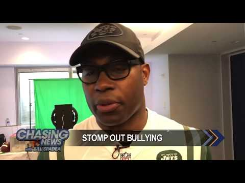 NY Jets and Tony Richardson tackle bullying