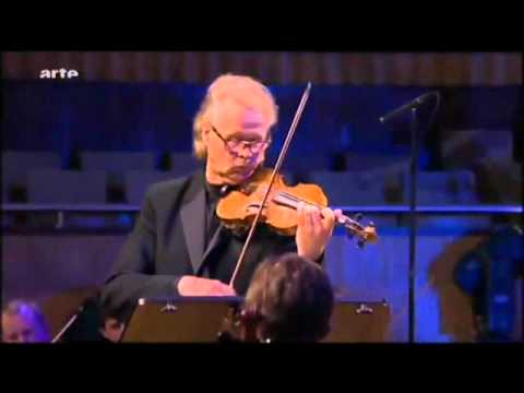 p 71   Mov 1 by Augustin Dumay  Mendelssohn Violin Concerto in D minorWRCO 2008