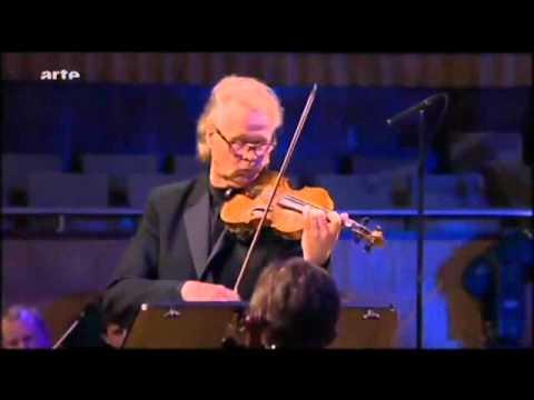 p 71   Mov 1 by Augustin Dumay  Mendelssohn Violin Concerto in D minorWRCO 2008