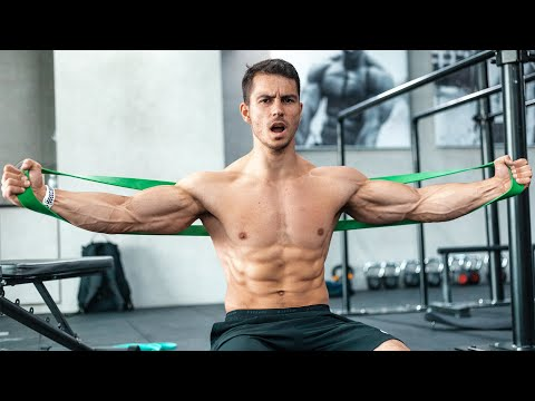 Create your own CHEST WORKOUT! | Calisthenics / Street workout