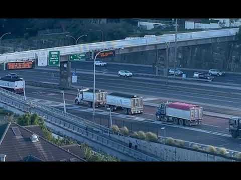 'Stock Up On Groceries': Truckers Vow To Block Every Major Highway In Aussie Anti-Lockdown