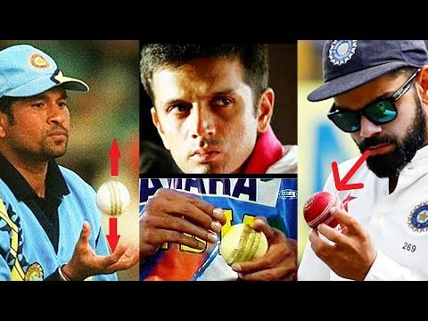 Indian Cricketers Ball Tampering Incidents