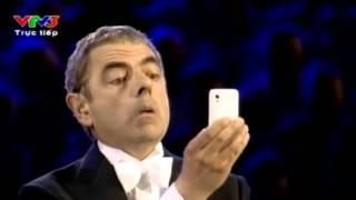 Thethaoaz.com - Tiết mục ấn tượng của Mr.Bean tại Olympic London 2012