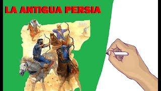LA ANTIGUA PERSIA - DRAW - EN 3 MINUTOS