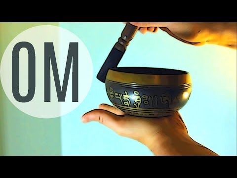 Tibetan Singing Bowl Sounds - OM