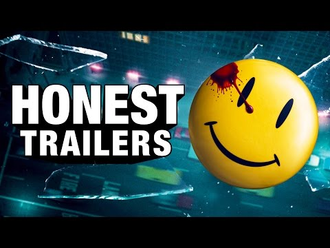Honest Trailers   Watchmen Poster