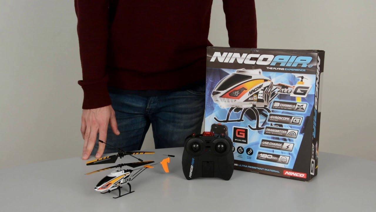 Ninco Air Alug Tutorial Esp Youtube