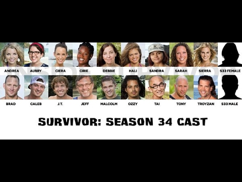 Survivor Season 34 Game Changers Boot List Predictions No Spoilers