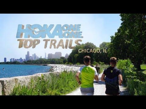 HOKA ONE ONE Top Trails - Chicago