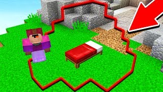 THE ULTIMATE MINECRAFT INVISIBLE BED WARS TROLL...