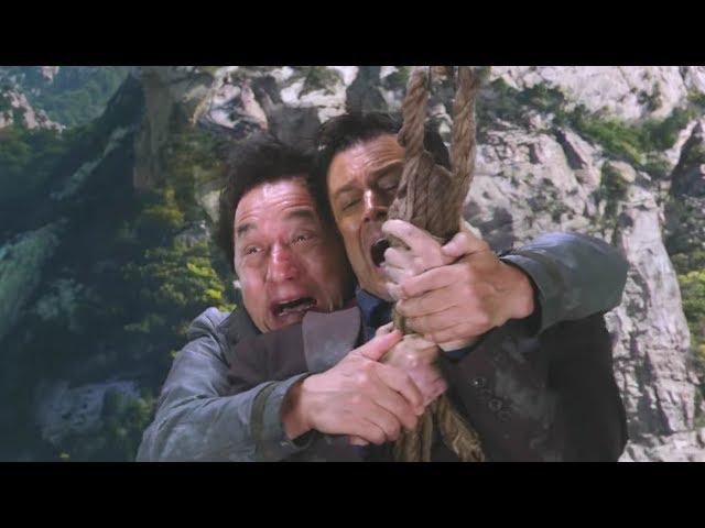ジャッキー・チェン、ジョニー・ノックスヴィル、ファン・ビンビンら共演!映画『スキップ・トレース』予告編