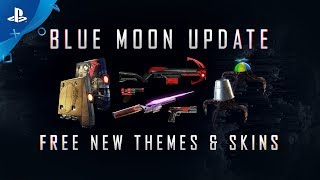 Prey: Mooncrash - Blue Moon Update Trailer | PS4