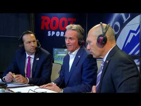 Chairman Hamilton on Rockies Broadcast
